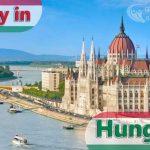 Avis aux Etudiants admis au programme de bourse d'études en Hongrie.