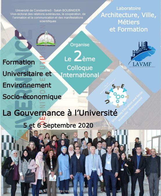Le Deuxième Colloque International