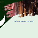Offre de bourse «Pakistan»